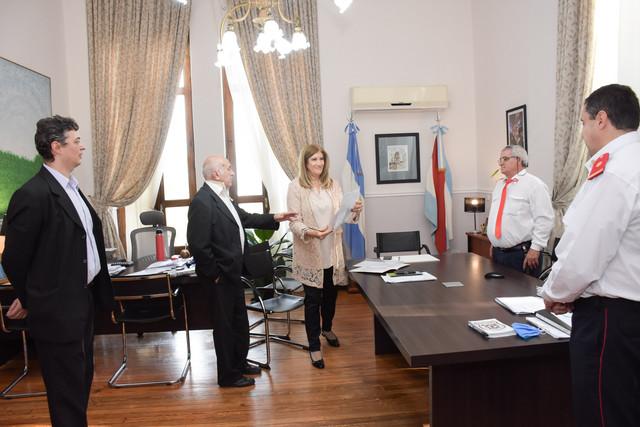 Provinciales: La Mutual de Bomberos Voluntarios de Entre Ríos ya tiene matrícula