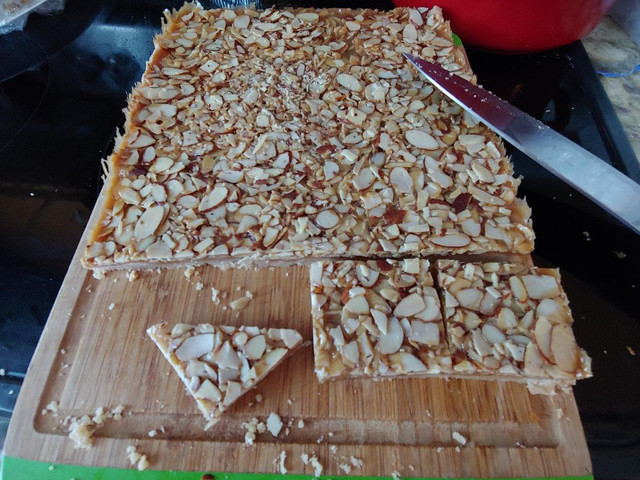 Cinnamon-Honey-Almond-Triangles