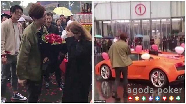 Viral, Cewek Ini Tolak Lamaran Lamborghini dari Cowok Kaya