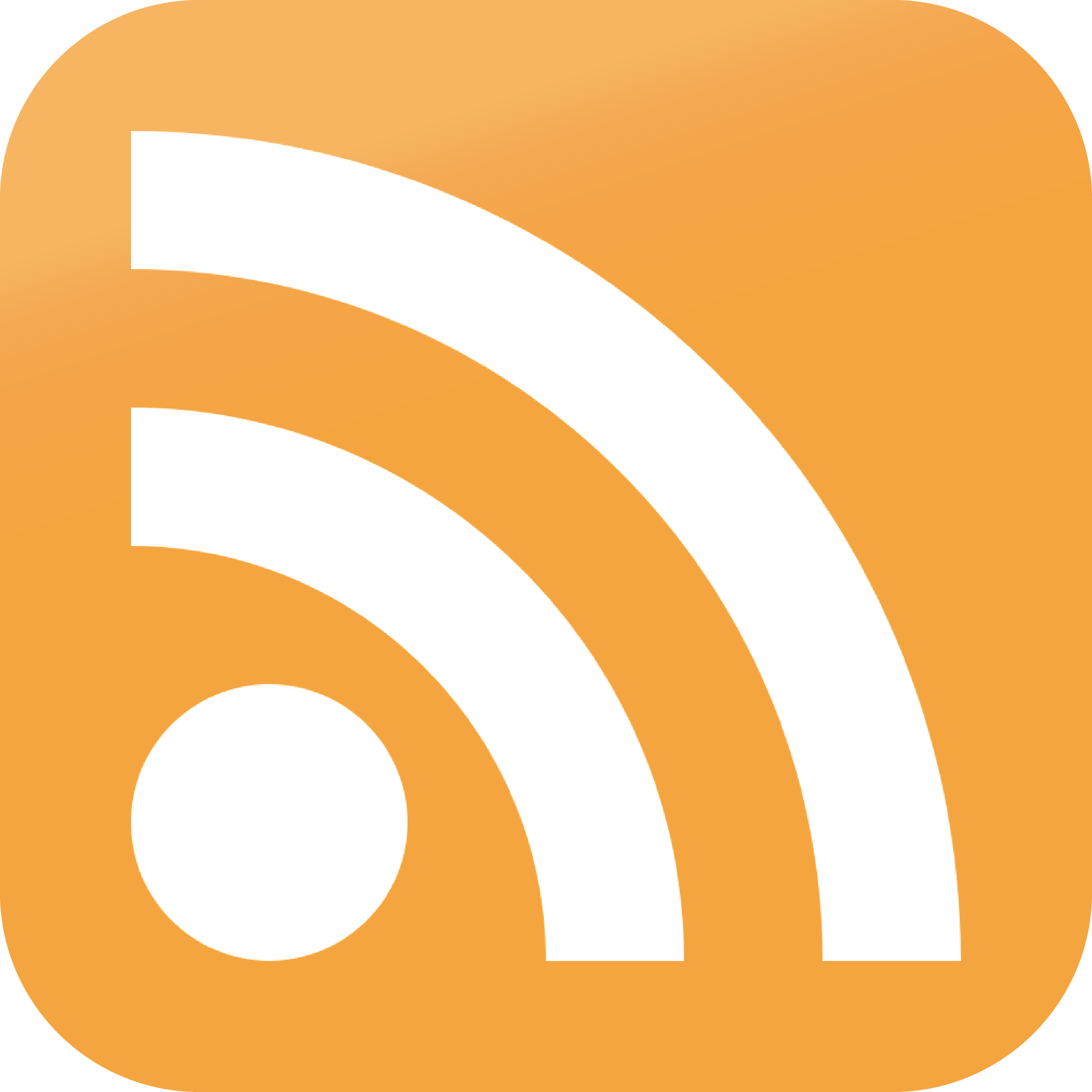 Listen with RSS