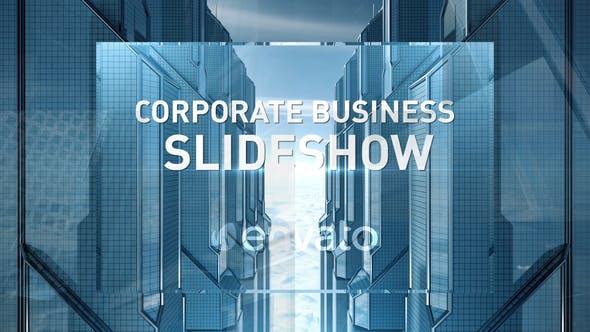 Videohive - Corporate Business Slideshow - 28735672