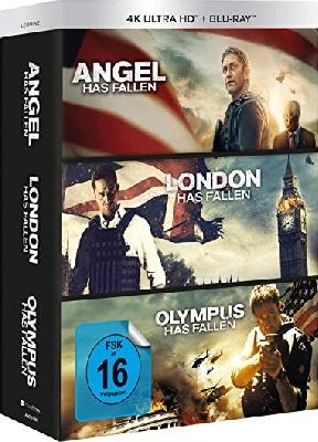 Attacco Al Potere 3 - Angel Has Fallen (2018) FullHD 1080p UHDrip HDR10 HEVC DTS ITA/ENG