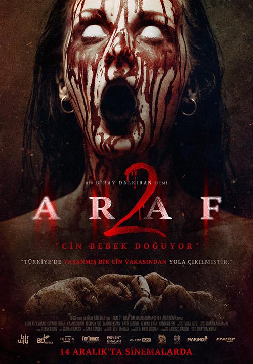 Araf 2: Cin Bebek Doğuyor | 2019 | Yerli Film | WEB-DL | XviD | Sansürsüz | 1080p - m720p - m1080p | WEB-DL | Tek Link