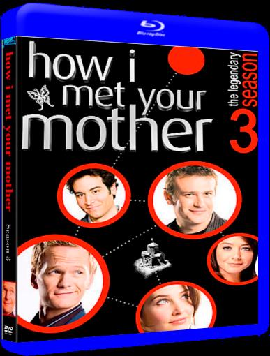 How I Met Your Mother Season 3 x265 10Bits 1080p