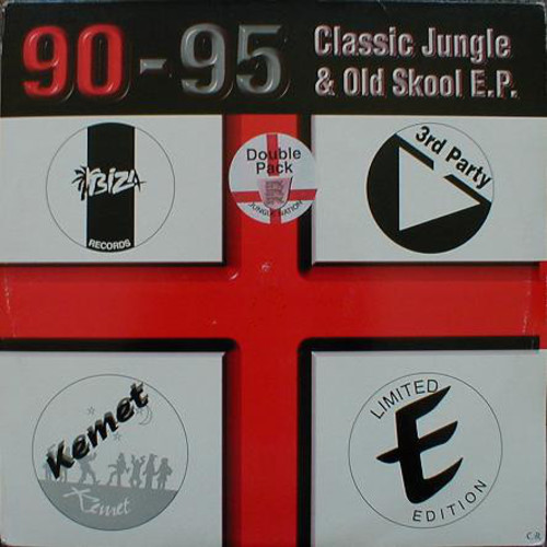 VA - 90-95 Classic Jungle & Old Skool EP Vol. 3 2001