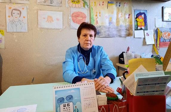 V pediatricheskom otdelenii Kramatorska izbili medrabotnika 1