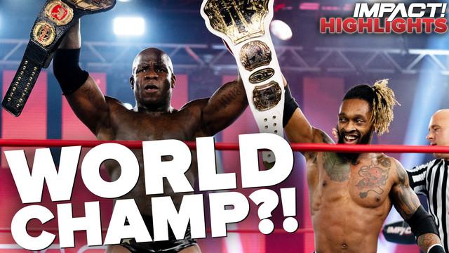 Moose y Chris Bey vencen a Tommy Dreamer y Rich Swann Impact 2 Febrero