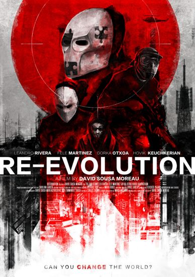 Re-Evolution (2017) PL.WEB-DL.XviD-AZQ | Lektor PL