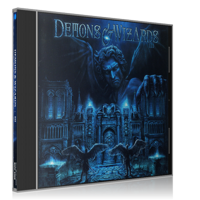 (Power Metal) Demons & Wizards - III - 2020 [FLAC, image +.cue, lossless]
