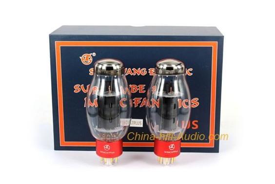 China-Hifi-Audio Announces to Offer Vacuum Tubes from Leading Brands Psvane & Shuguang at Reasonable Prices