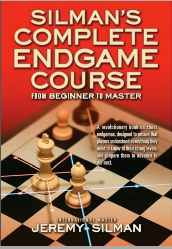 Silman's Complete Endgame Course: From Beginner To Master Capture