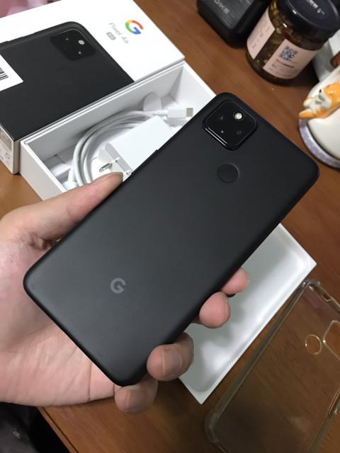 [賣/台中/面交] pixel 4a 5g 128g黑色 4a5g
