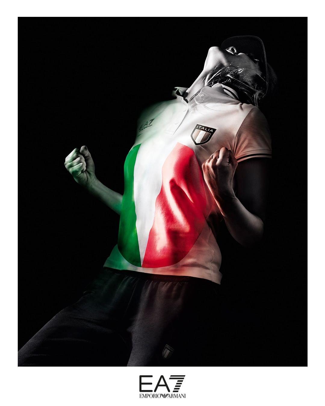 Tokyo 2020, la squadra olimpica italiana in Armani