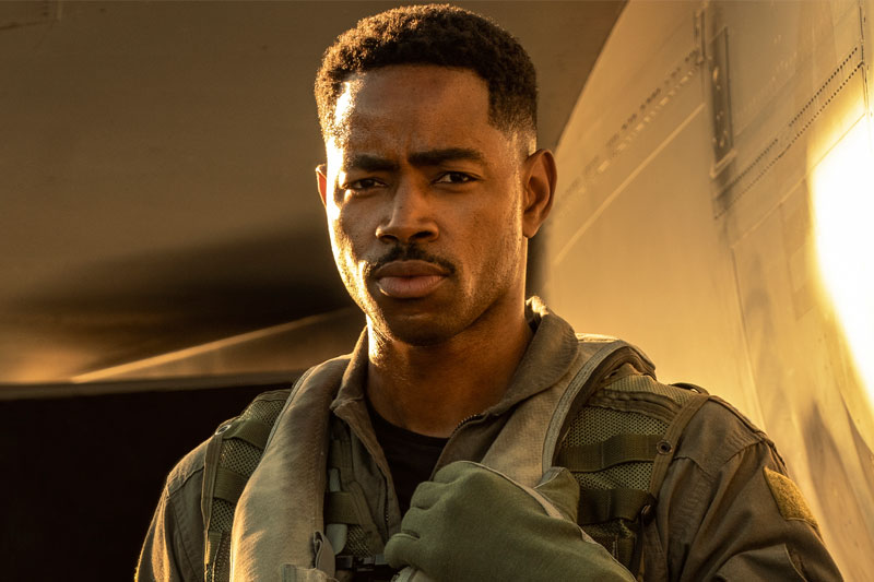Jay Ellis es 'Payback' Foto: Paramount Pictures