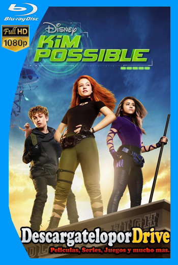 Kim Possible (2019) [1080p] [Latino] [1 Link] [GDrive] [MEGA]