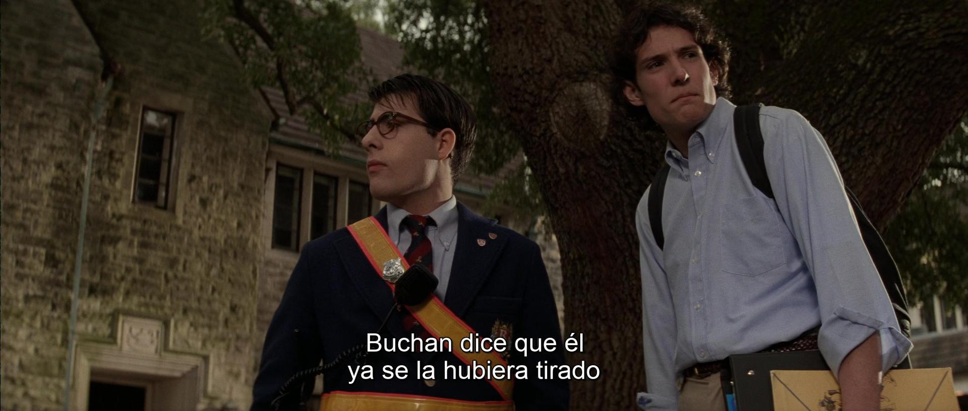 Academia Rushmore (1998) + Extras x265 8 Bits 1080p Latino