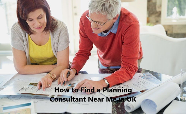 How to Find a Planning Consultant Near Me in UK