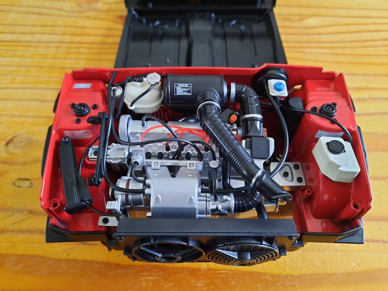 Maquette 205 GTI 1/8 Maquette-10-19