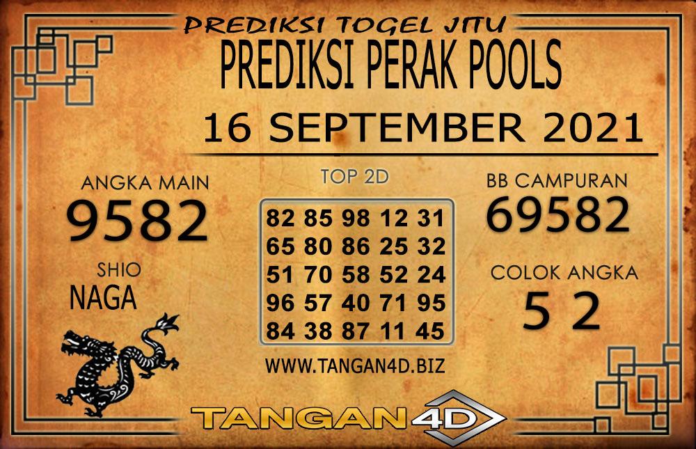 PREDIKSI TOGEL PERAK TANGAN4D 16 SEPTEMBER 2021