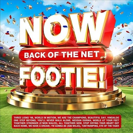 NOW That's What I Call Footie [2CD] (2021) MP3