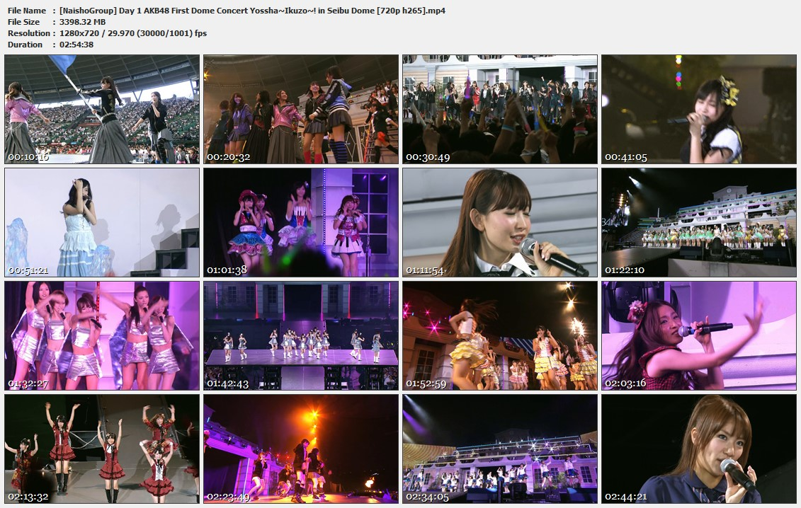 Naisho-Group-Day-1-AKB48-First-Dome-Concert-Yossha-Ikuzo-in-Seibu-Dome-720p-h265-mp4
