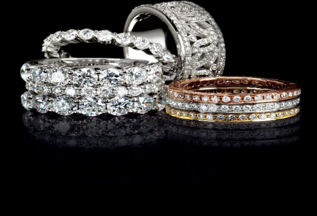 Diamond Design Ring