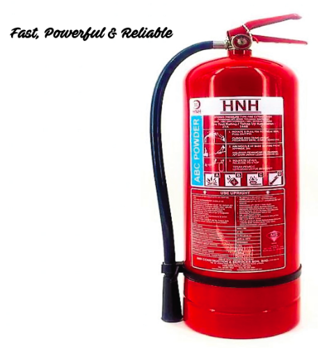 Fire Extinguisher Brand type h