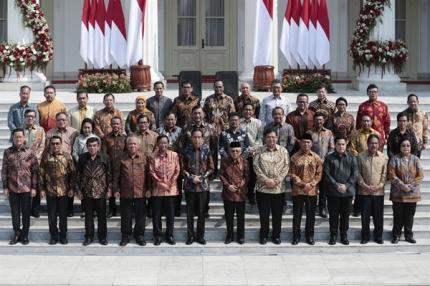 Kabinet-Indonesia-Maju