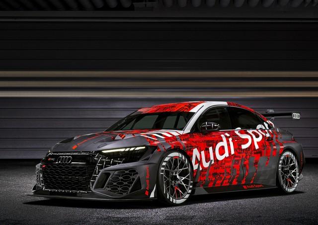 Première mondiale de la nouvelle Audi RS 3 LMS A210679medium