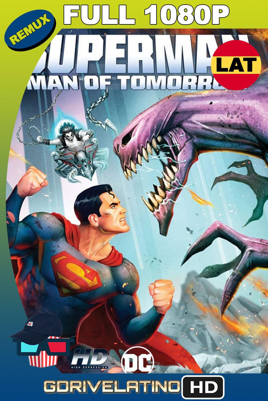 Superman: Hombre del Mañana (2020) BDRemux 1080p Latino-Inglés MKV