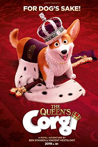 The Queen's Corgi 2019 Download English 720p