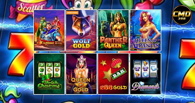 Pragmatic Slot Bonus 100
