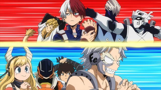 Boku no Hero Academia Season 5 Episode 7 Subtitle Indonesia