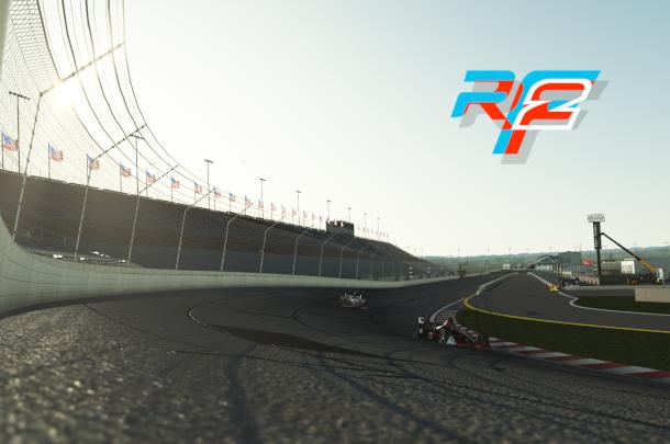 VRC Indycar 2020 - Round 10 - Gateway