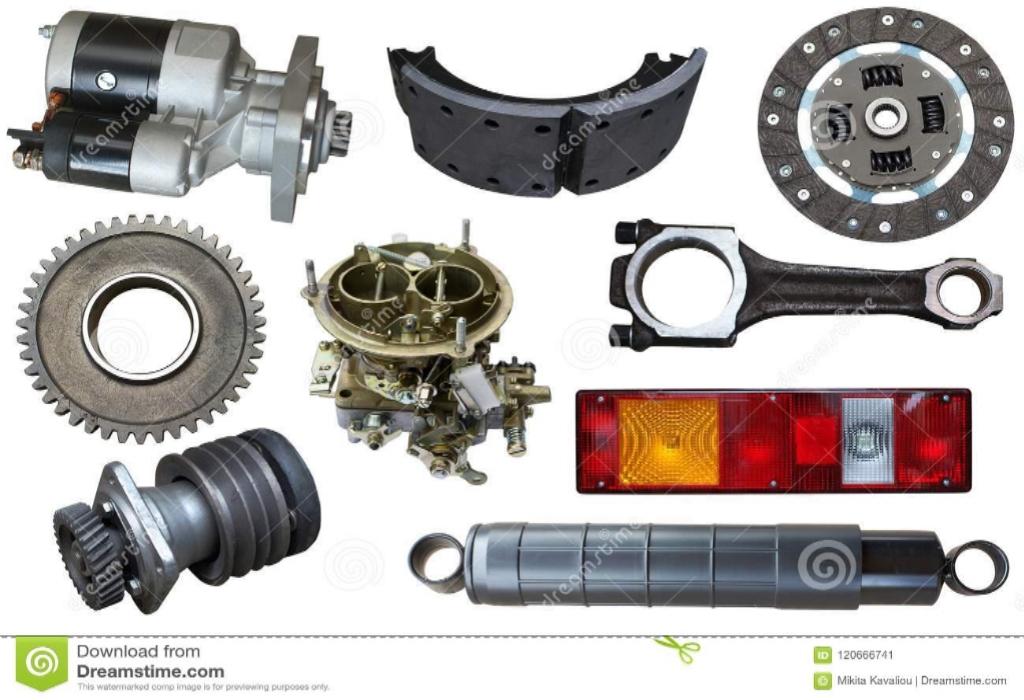 SUB Spare Parts Store