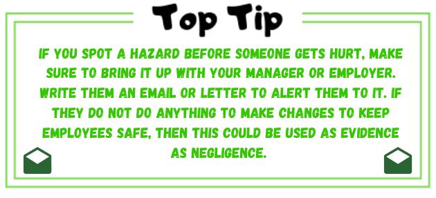 hazard awareness image