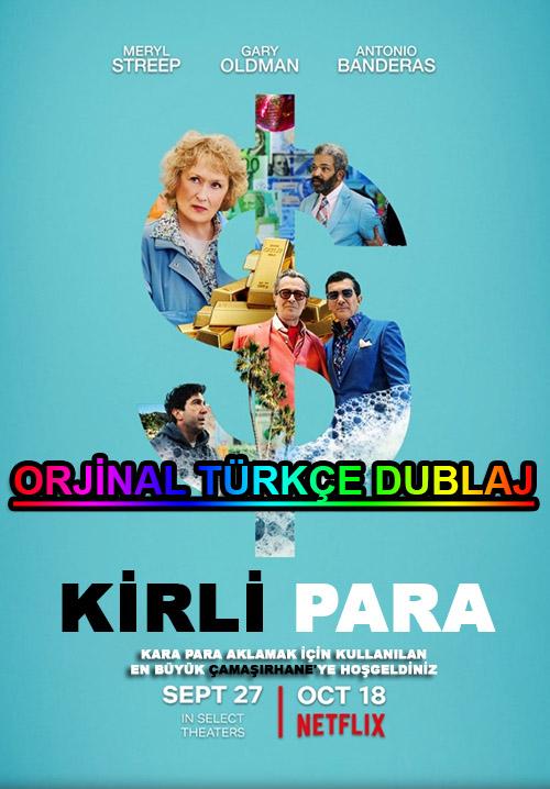 Kirli Para | The Laundromat | 2019 | WEB-DL | XviD | Türkçe Dublaj | m720p - m1080p | WEB-DL | Dual | TR-EN | Tek Link