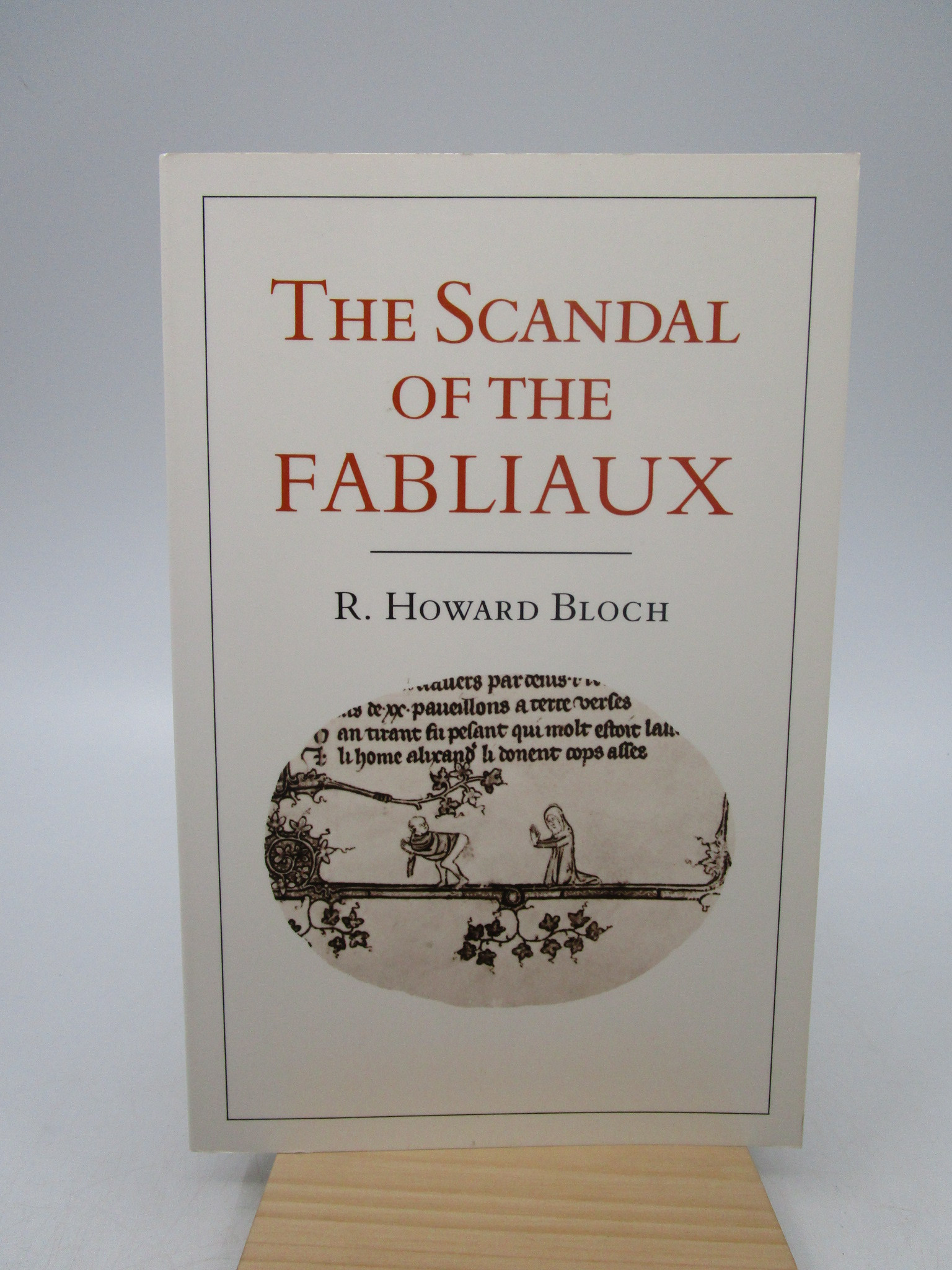 Image for The Scandal of the Fabliaux