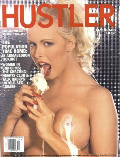 Cover: Hustler Usa - December 1995