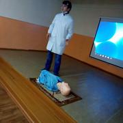 19 ноября в МОУ «Митрофановская СОШИ с кадетскими классами» прошла встреча со студентами Балейского медицинского колледжа