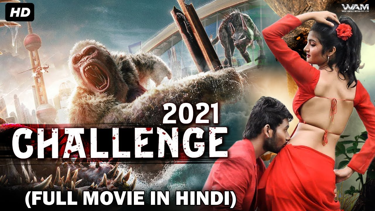 Challenge 2021 Hindi Dubbed Full Movie 720p HDRip 700MB Download