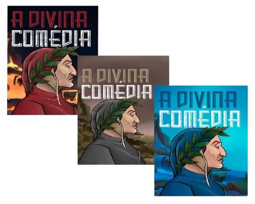 Principis lança nova edição, em capa dura, de 'A Divina Comédia'