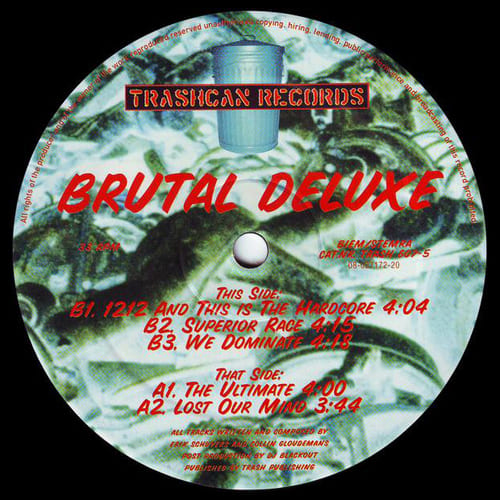 Download Brutal DeLuxe - The Ultimate mp3