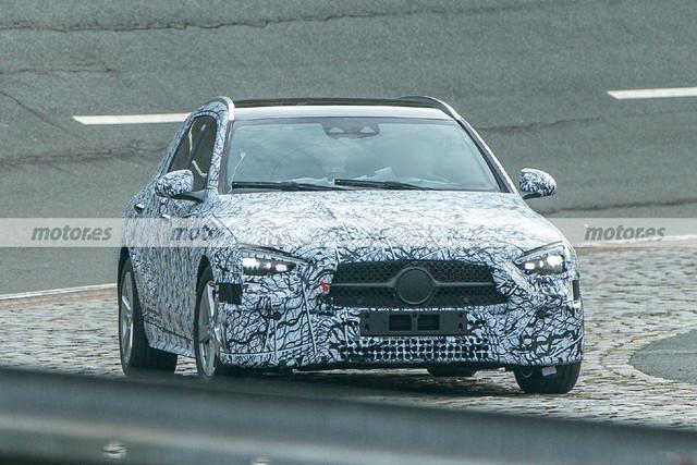 2020 - [Mercedes-Benz] Classe C [W206] - Page 8 990-A68-D9-79-F1-4-B4-C-8-B53-1-CA21371-E989