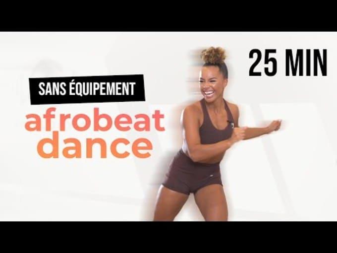 Danse, afrobeat, fitness, exercices, entraînement, Tara s body