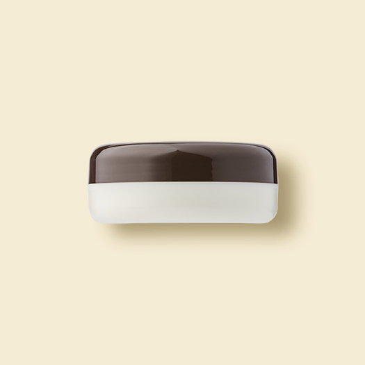 Single wall Cream jar