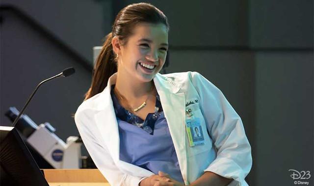Docteure Doogie [20th Television/Disney - 2021] 4