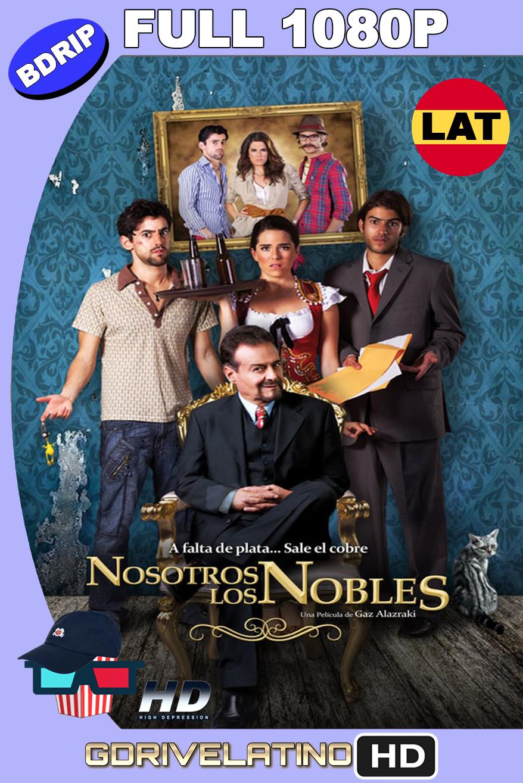 Nosotros los Nobles (2013) BDRip 1080p latino-ingles MKV