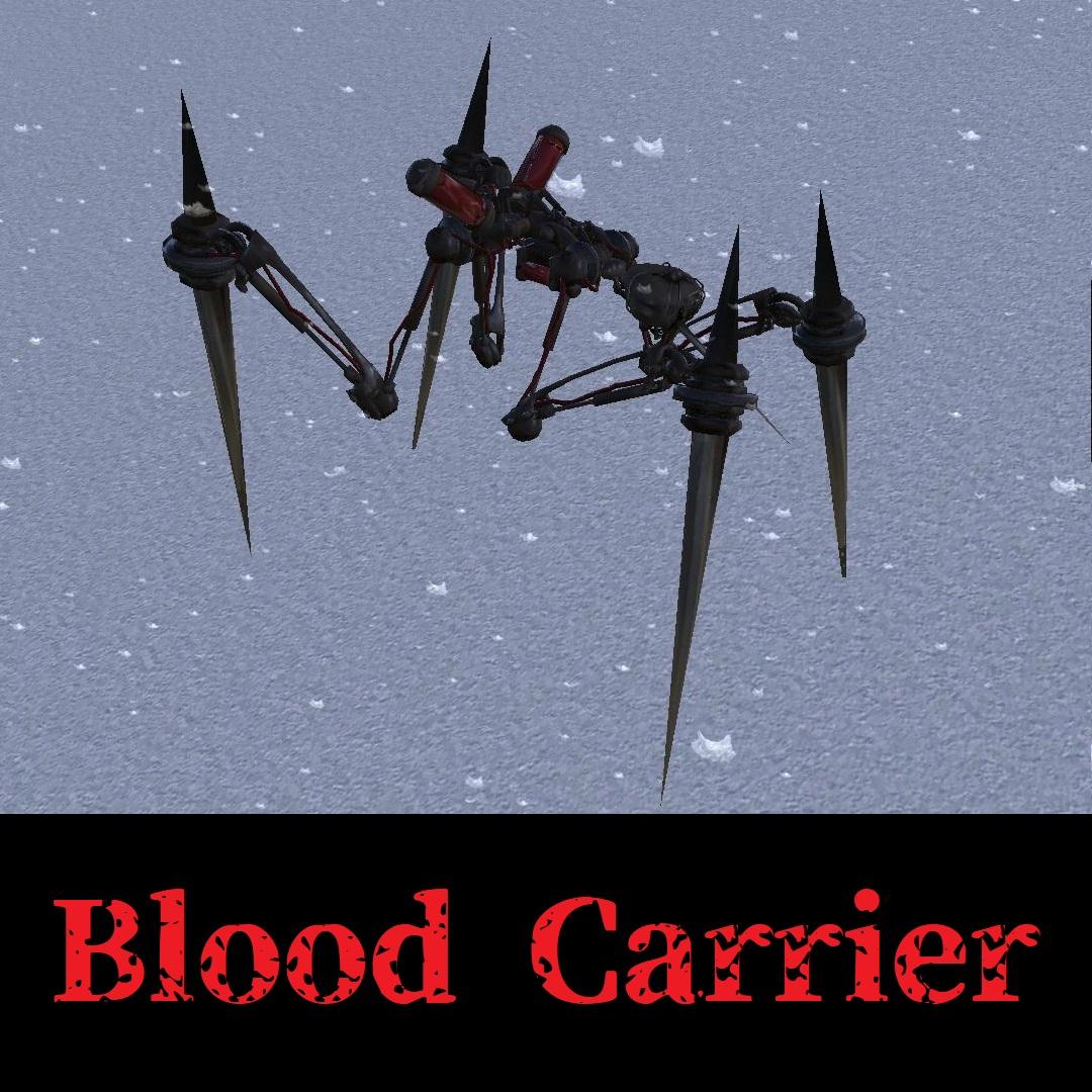 Blood Carrier  / Несущий кровь (RU)