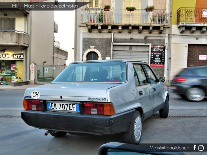 avvistamenti auto storiche - Pagina 19 Fiat-Regata-85-S-1-5-82cv-EK707-EF-95-662-3-5-2019